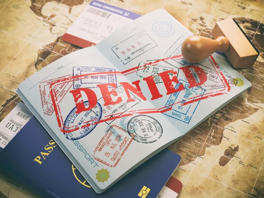 USA Visa - Denied 2