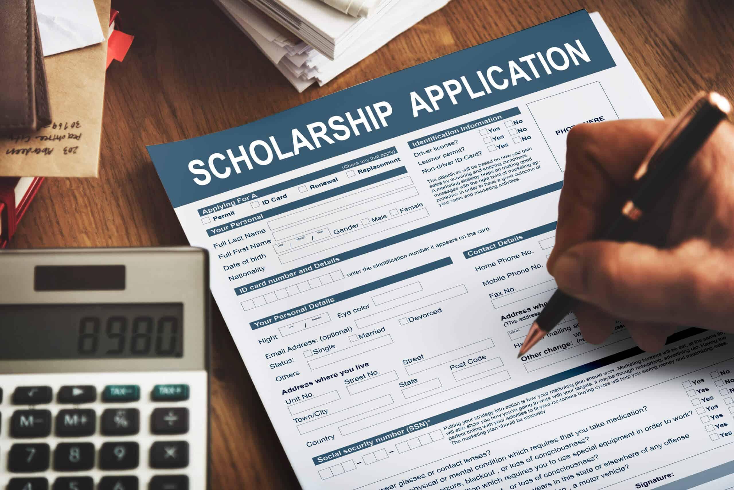 U.S. Student Visa - Scholarship